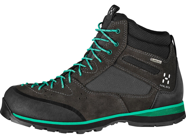 the best attitude 1f324 afd75 Haglöfs Roc Icon Mid GT Shoes Dam magnetite/jade